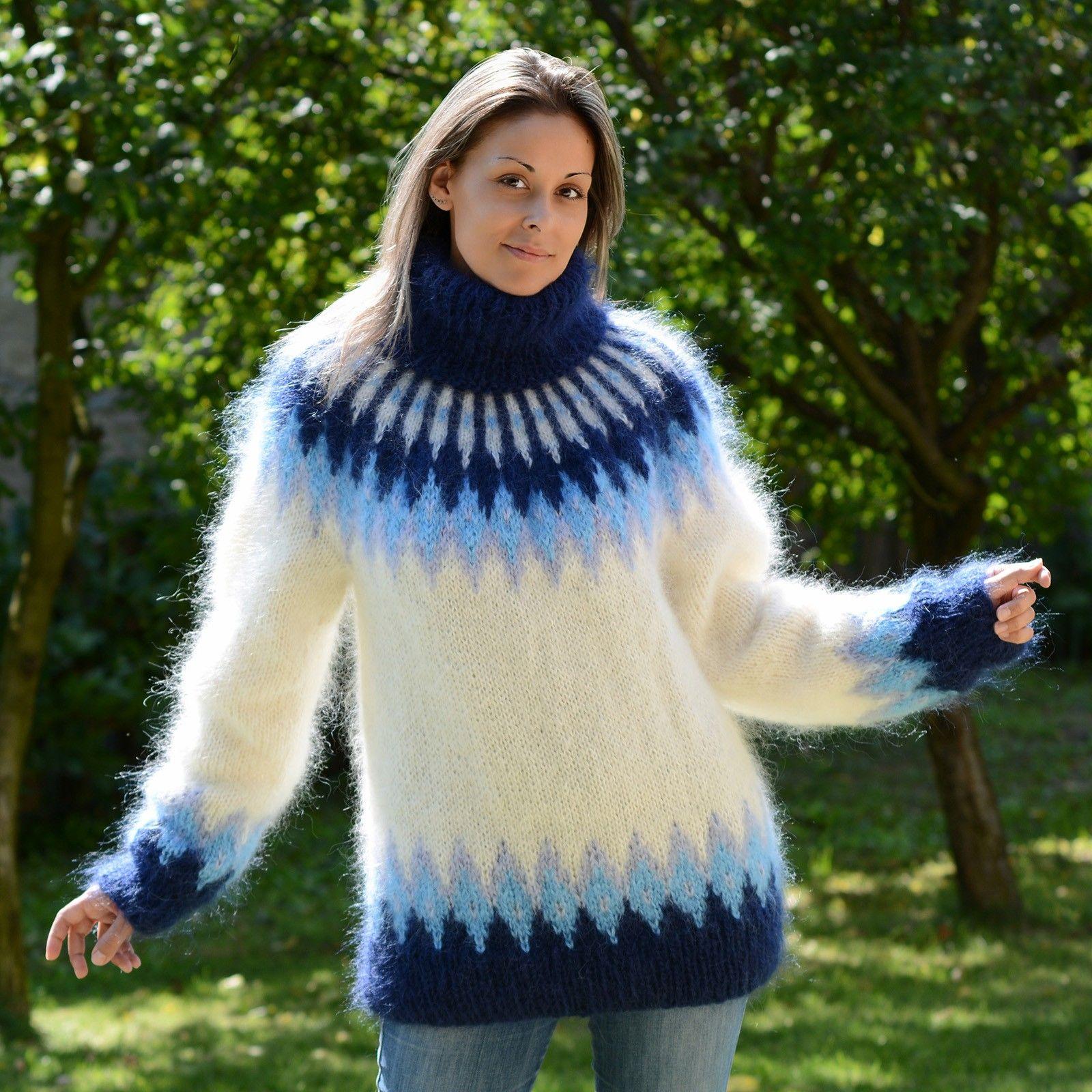 Heavy Wool Sweater